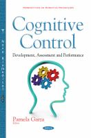 Cognitive control : development, assessment and performance /