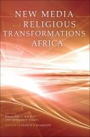 New media and religious transformations in Africa /