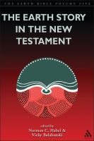 The Earth story in the New Testament /