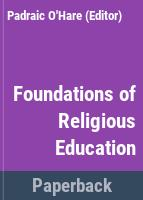 Foundations of religious education /