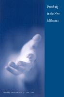 Preaching in the new millennium : celebrating the tercentennial of Yale University /
