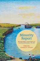 Minority report : Mennonite identities in imperial Russia and Soviet Ukraine reconsidered, 1789-1945 /