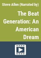 The Beat generation : an American dream /