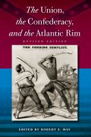 The Union, the Confederacy, and the Atlantic rim /