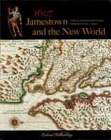 1607 : Jamestown and the New World /