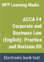 Corporate and business law (ENG).