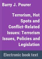 Terrorism issues, policies, and legislation /