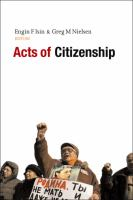Acts of citizenship /