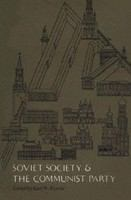 Soviet society and the Communist Party /