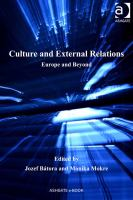 Culture and external relations : Europe and beyond /