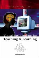 Virtual environments for teaching & learning /