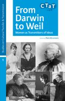 From Darwin to Weil : women as transmitters of ideas /