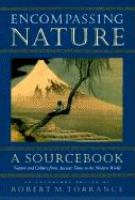 Encompassing nature : a sourcebook /