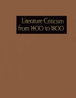 Literature criticism from 1400 to 1800.