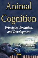 Animal cognition : principles, evolution, and development /