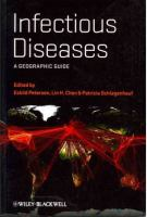 Infectious diseases : a geographic guide /