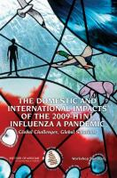 The domestic and international impacts of the 2009-H1N1 influenza A pandemic : global challenges, global solutions : workshop summary /