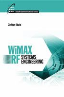 WiMax RF systems engineering /