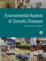 Environmental aspects of zoonotic diseases /