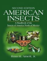 American insects : a handbook of the insects of America north of Mexico /