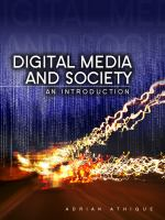 Digital media and society : an introduction /