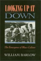 """Looking up at down"" : the emergence of blues culture /"