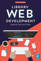 Library web development : beyond tips and tricks /