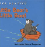 Little Bear's little boat /