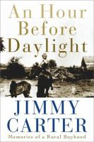 An hour before daylight : memories of a rural boyhood /