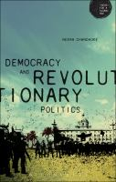 Democracy and revolutionary politics /