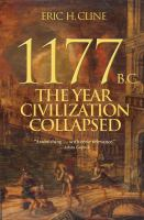 1177 B.C. : the year civilization collapsed /