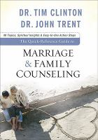 The quick-reference guide to marriage & family counseling /