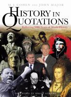 History in quotations /