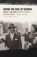 Saving the soul of Georgia : Donald L. Hollowell and the struggle for civil rights /