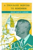 A thousand months to remember : an autobiography /