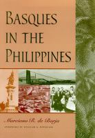 Basques in the Philippines /