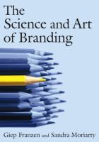The science and art of branding /