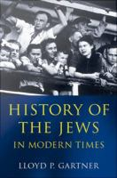 History of the Jews in Modern Times.
