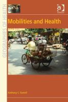 Mobilities and health /
