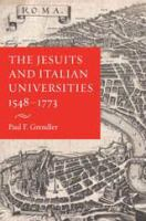 The Jesuits and Italian universities.