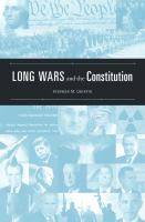 Long wars and the constitution /