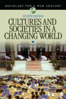 Cultures and societies in a changing world /