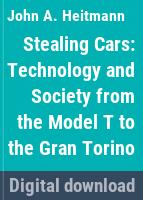 Grand theft auto : the technology of stealing cars /