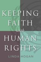 Keeping faith with human rights /