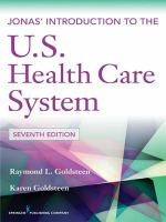 Jonas' introduction to the U.S. health care system /