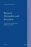 Between Alexandria and Jerusalem : the dynamic of Jewish and Hellenistic culture /