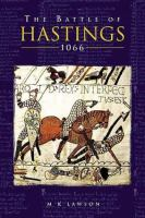 The Battle of Hastings, 1066 /