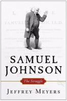 Samuel Johnson : the struggle /