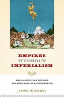 Empires without imperialism : Anglo-American decline and the politics of deflection /