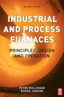 Industrial and process furnaces : principles, design and operation /
